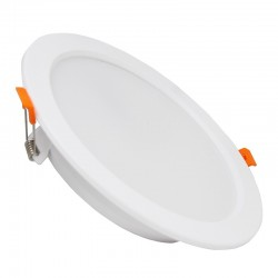 Downlight LED rond 22W 120º