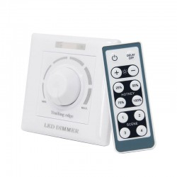 Dimmer LED Triac  200W +  IR Fernbedienung