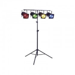 Tripod support lighting Disco Dj