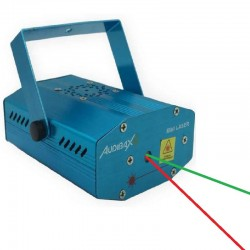 Mini Laser 2 Colors Green and Red