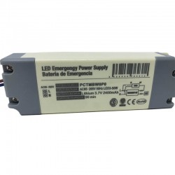 Emergency Battery for LED luminaire - Max.50W