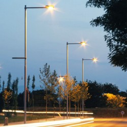 LED Streetlight NIZA SMS3030 50W 120º 5000K