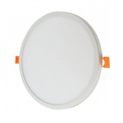 Placa LED Slim Circular Downlight 20W AJUSTABLE