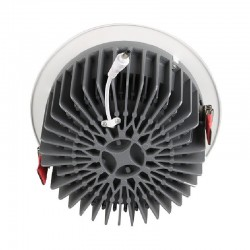 Downlight LED Empotrable 60W 120º
