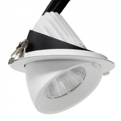 Downlight LED encastrable -50W- 24º