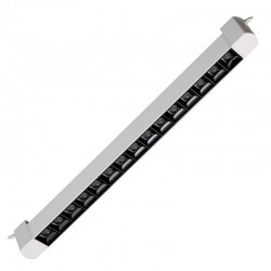 15W LED LINEAR MUNICH Spotlight White Single-phase rails UGR17