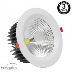 Downlight LED Empotrable Bridgelux  60W 100º