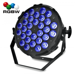 300W LED Spotlight  DALLAS PRO RBG+W 4 in 1 DMX