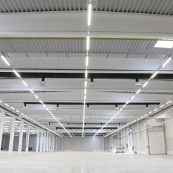 Regua Estanca LED  integrado 60W OSRAM chip 150cm