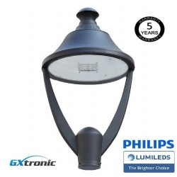Farol  LED 40W  VALLEY Philips Lumileds SMD 3030 165Lm/W