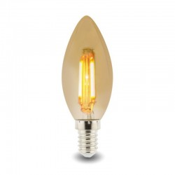 4W  LED Bulb Candle Filament E14 C35