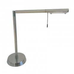 Steel table lamp 3W  G9