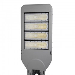 Housing 200W LED Streetlight  MAGNUM - 4 Modules - Aluminum