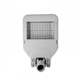 Armadura Farol LED 100W MAGNUM - 2 Módulos - Alumínio
