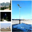 Solar LED Streetlight - PROFESSIONAL - ALLINONE - with Motion Sensor