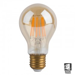 Ampoules LED  Filament 7W E27 A60 Dimmable