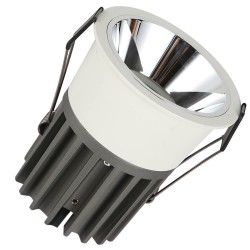 LED Strahler Downlight  LED 18W -  40° - UGR11