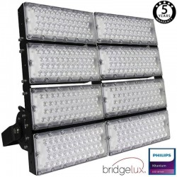 Floodlight LED 960W MATRIX Bridgelux Chip - 200Lm/W - 20º