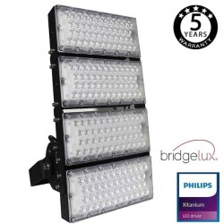 Proyector LED 480W MATRIX Bridgelux Chip 200Lm/W - 20º