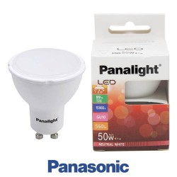 7W Spot LED  GU10 Panasonic Panalight