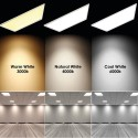 Panel LED 60x60 44W Driver Philips  - 5 years Warranty