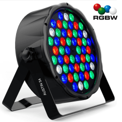 54W LED Spotlight  LED PAR AUSTIN RGBW DMX