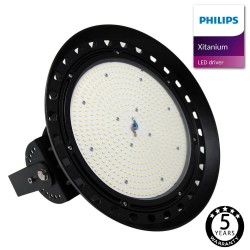 LED 150W Industriestrahler XITANIUM Driver Philips UFO IP65