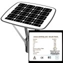 LED Streetlight  SOLAR 20W Milan Philips Driver Programmable SMD5050 240Lm/W