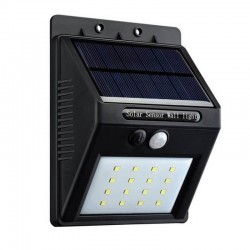 Solar Lamp with Sensor of Presence PIR