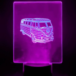 Table lamp - 3D RGB - VAN -