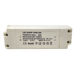 Driver for LED luminaires 20W 300mA