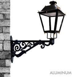Aluminium Arm streetlight model Villa 70cm