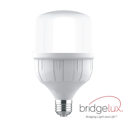 LED Lampe 40W E27  BRIDGELUX