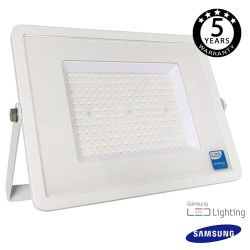SAMSUNG LED Outdoor Floodlight  White100W IP65 Elegance 140Lm/w