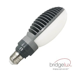 LED Lampe 45W  BRIDGELUX E27 High Strength