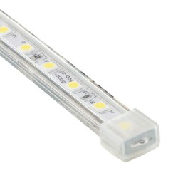 Pistoke ja Union Type I 220V LED-nauhalle - 12 mm