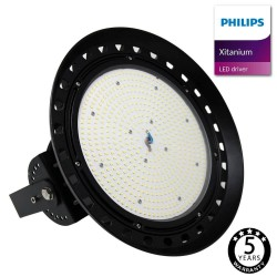 LED 200W Industriestrahler XITANIUM Driver Philips UFO IP65