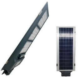 Solar LED 60W Luminaire  EPISTAR with Motion Sensor