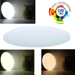 LED Ceiling Light Surface 18W  - CCT
