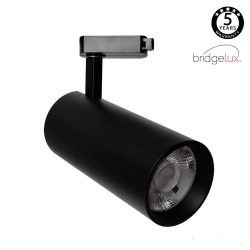 LED Tracklight 30W MAYA Black  DIMMABLE DOB DRIVERLESS