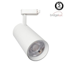 LED Tracklight 30W MAYA White DOB DRIVERLESS