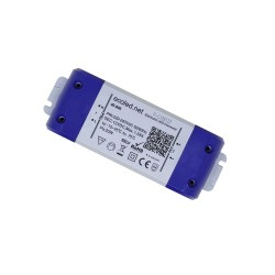 Alimentation PROFESSIONNELLE 12V 20W - ECOLED - IP20  - TÜV