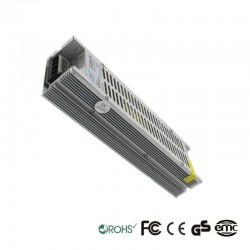 Alimentation  LED 12V  200W  Aluminium IP20