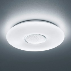 24W WiFi SMART RGB+CCT LED Ceiling Light - Dimmable