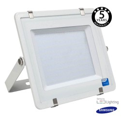 LED Outdoor Floodlight  White SAMSUNG 200W IP65 - 140Lm/w