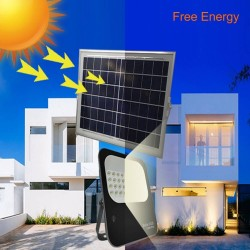 Foco Proyector Exterior SOLAR LED 50W Avance