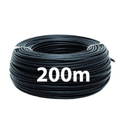 Halogen Free Cable 2.5mm. 200M. Approved for commercial use CE. H07Z1-K.