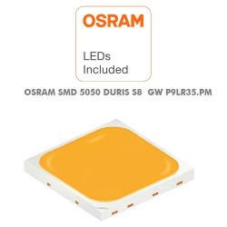 Empotrable LED 40W  OSRAM Chip PALACE 24º UGR17 140lm/W