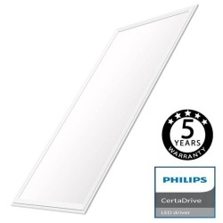 LED Panel 120x60 80W CERTA Driver Philips 5 years Warranty