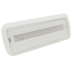 Emergency LED 3W + Ceiling kit + Permanent Light Option - IP20